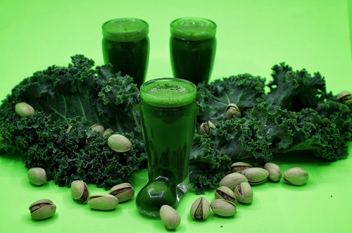 frenzy-keto-diet-day-4-breakfast-juice-kale